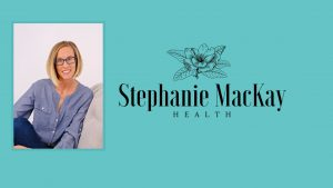Stephanie MacKay Health Banner